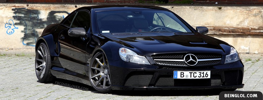 Mercedes SL65 Cover