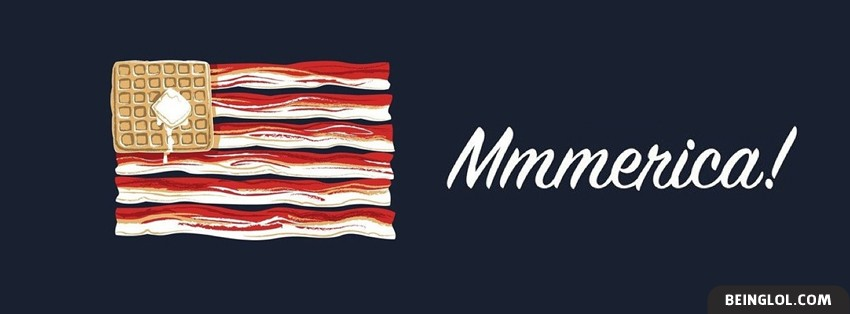 Mmmerica Facebook Cover