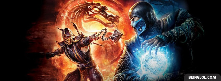 Mortal Kombat Facebook Cover