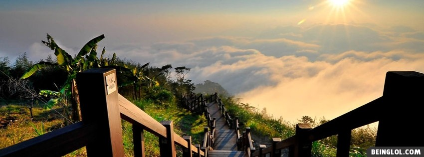 Mountain Walkway Facebook Cover