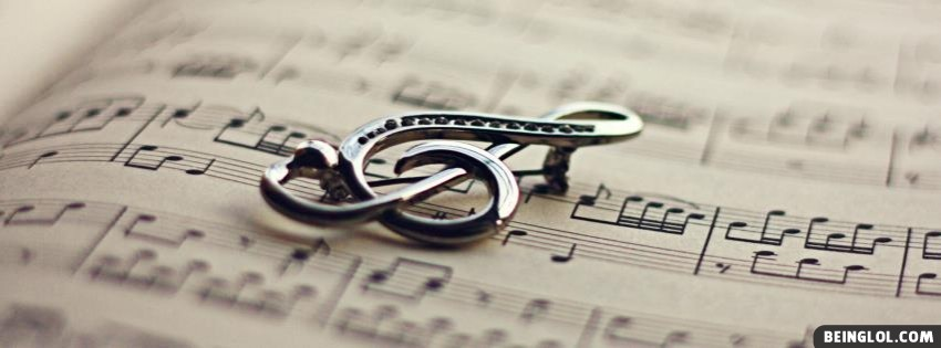 Music Charm Facebook Cover