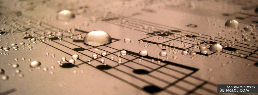 Music Sheet Facebook Cover
