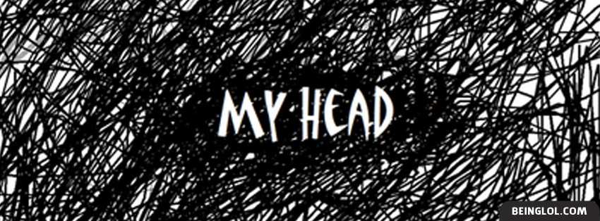 My Head Facebook Cover