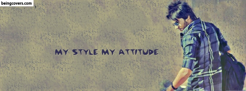 My Style My Attitude Boy Cover