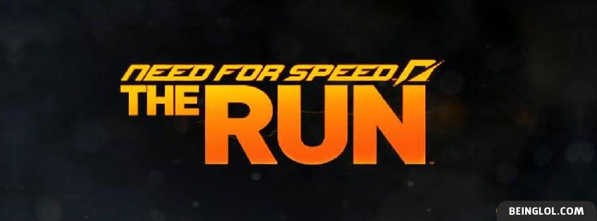 NFS The Run Cover