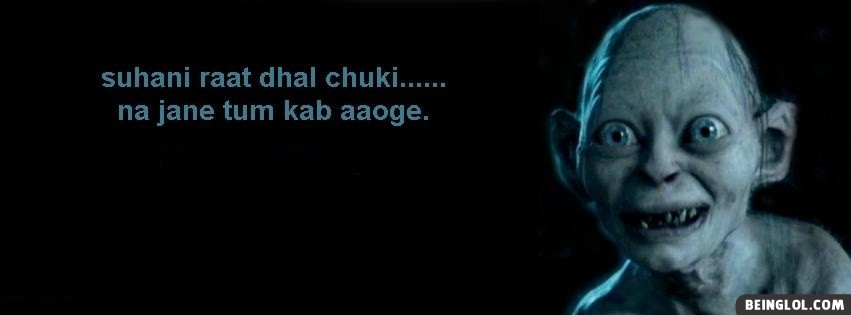 Na Jane Tum Kab Aoge Facebook Cover