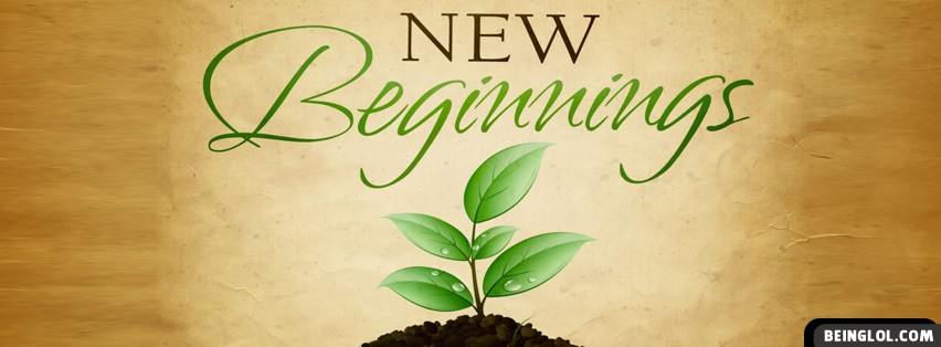 New Beginings Facebook Cover
