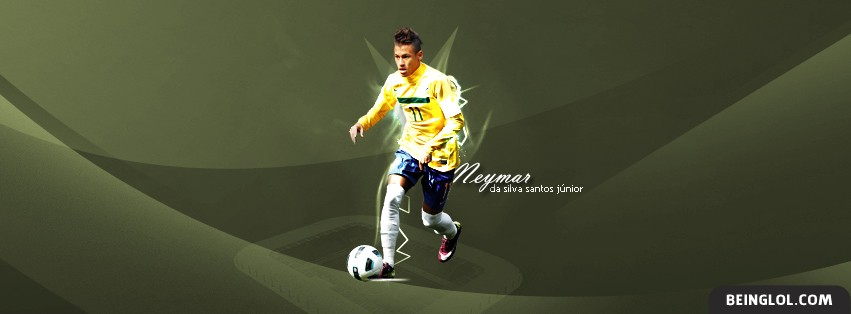 Neymar Jr Facebook Cover