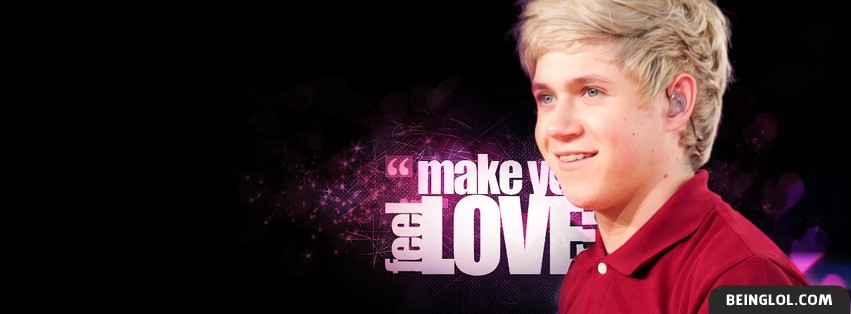 Niall Horan Facebook Cover