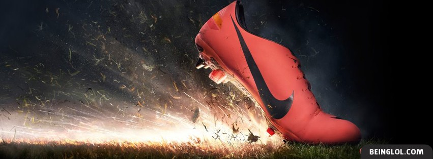Nike Soccer Facebook Cover