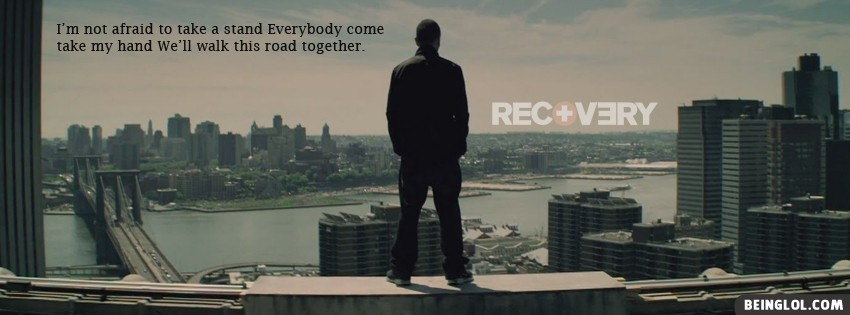 Not Afraid Eminem Facebook Cover
