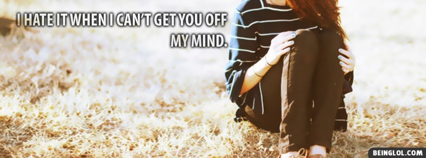 Off My Mind Facebook Cover