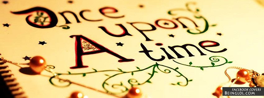 Once Upon A Time Facebook Cover