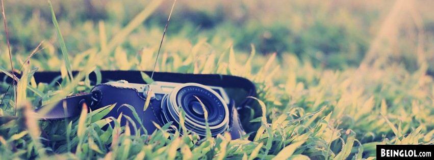 Outdoors Camera Facebook Cover