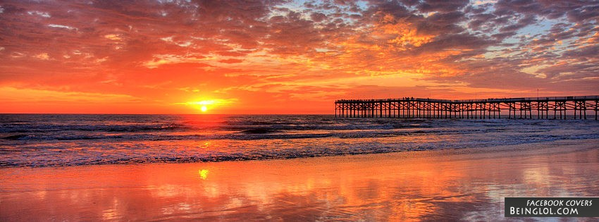 Pacific Beach Facebook Cover