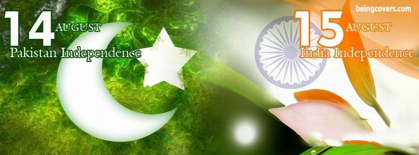 Pak India August Facebook Cover
