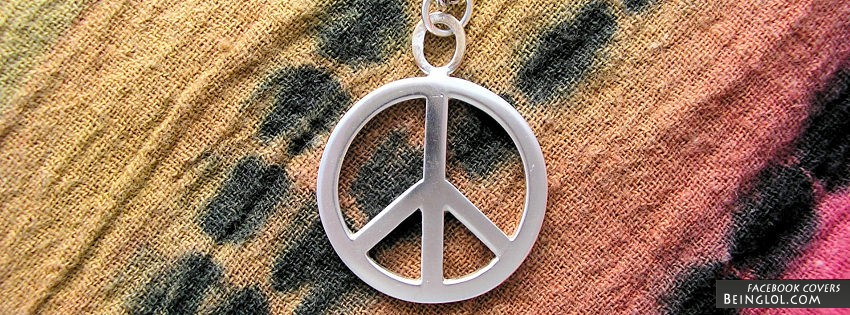 Peace Pendant Facebook Cover