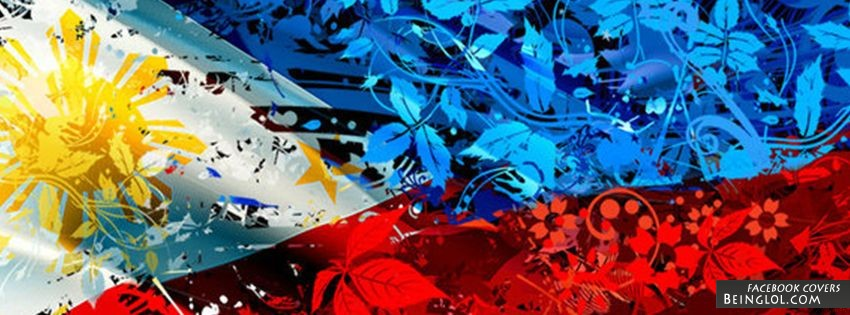 Philippine Flag Facebook Cover