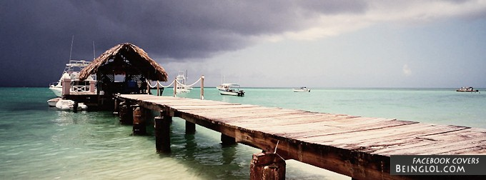 Pigeon Point, Tobago Facebook Cover