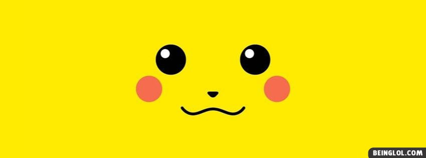 Pikachu Facebook Cover