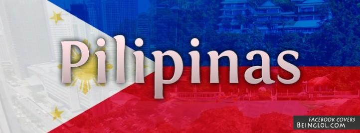 Pilipinas Flag Facebook Cover