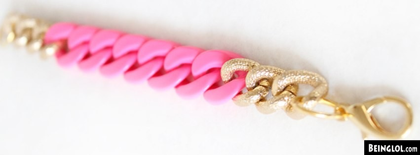 Pink Bracelet Facebook Covers Facebook Cover