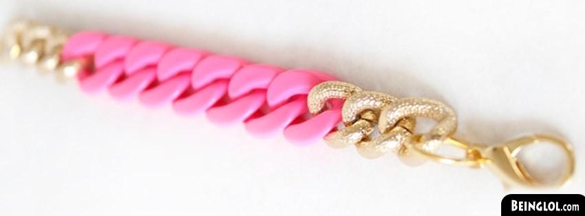 Pink-Bracelet Cover