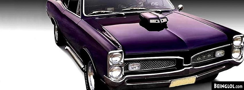 Pontiac Gto Facebook Cover