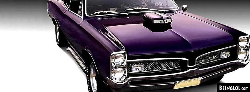 Pontiac Gto Facebook Cover