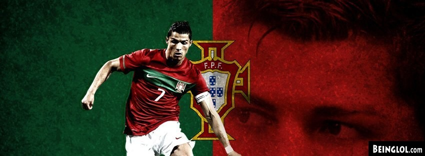 Portugal Christiano Ronaldo Cover