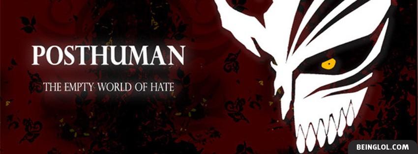 Posthuman Facebook Cover