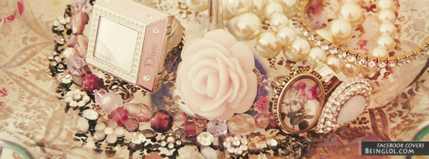 Pretty Jewellery Facebook Cover