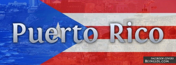Puerto Rico Flag Facebook Cover