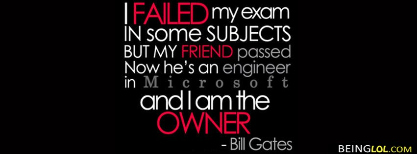 quotes about exam  Cover