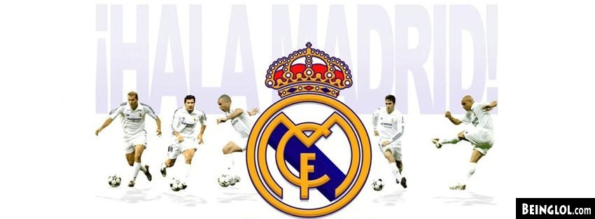 Real Madrid Facebook Cover