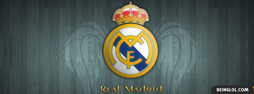 Real Madrid Fc Cover