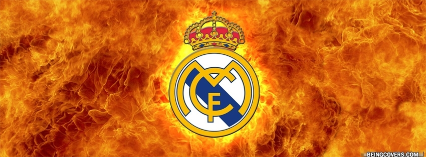 Real Madrid Football Club Facebook Cover