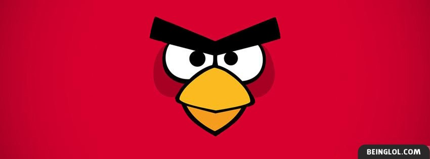 Red Angry Bird Cover