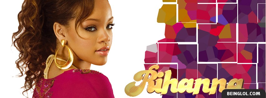Rihanna Facebook Cover