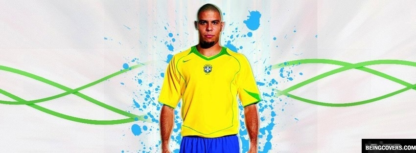 Ronaldo The Legend Facebook Cover