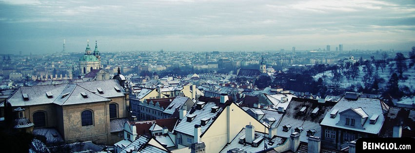 Rooftops Facebook Cover