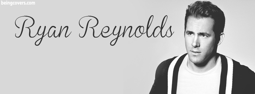 Ryan Reynolds Facebook Cover