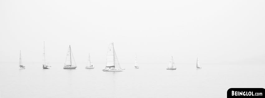 Sailboats Facebook Cover