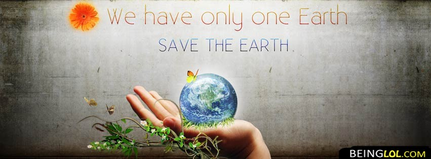 save earth facebook cover Cover