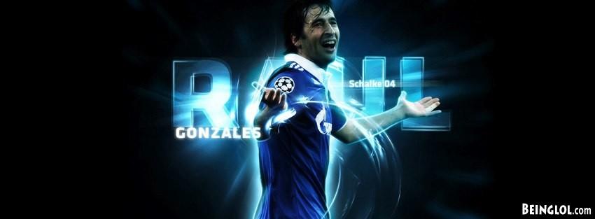 Schalke Fc Raul Gonzales Facebook Cover