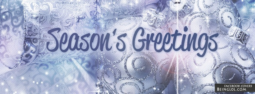 Season's Greetings Facebook Cover