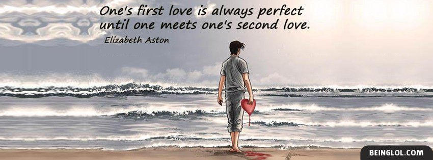 Second Love Facebook Cover