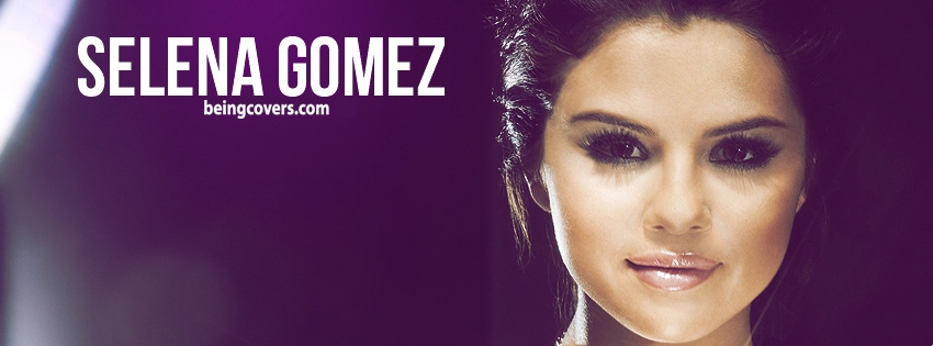 Selena Gomez Facebook Cover
