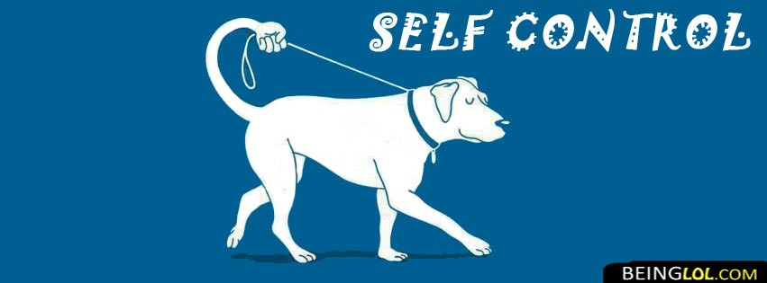 Self Control Facebook Cover