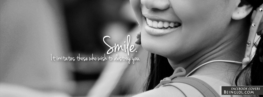 Smile Facebook Cover